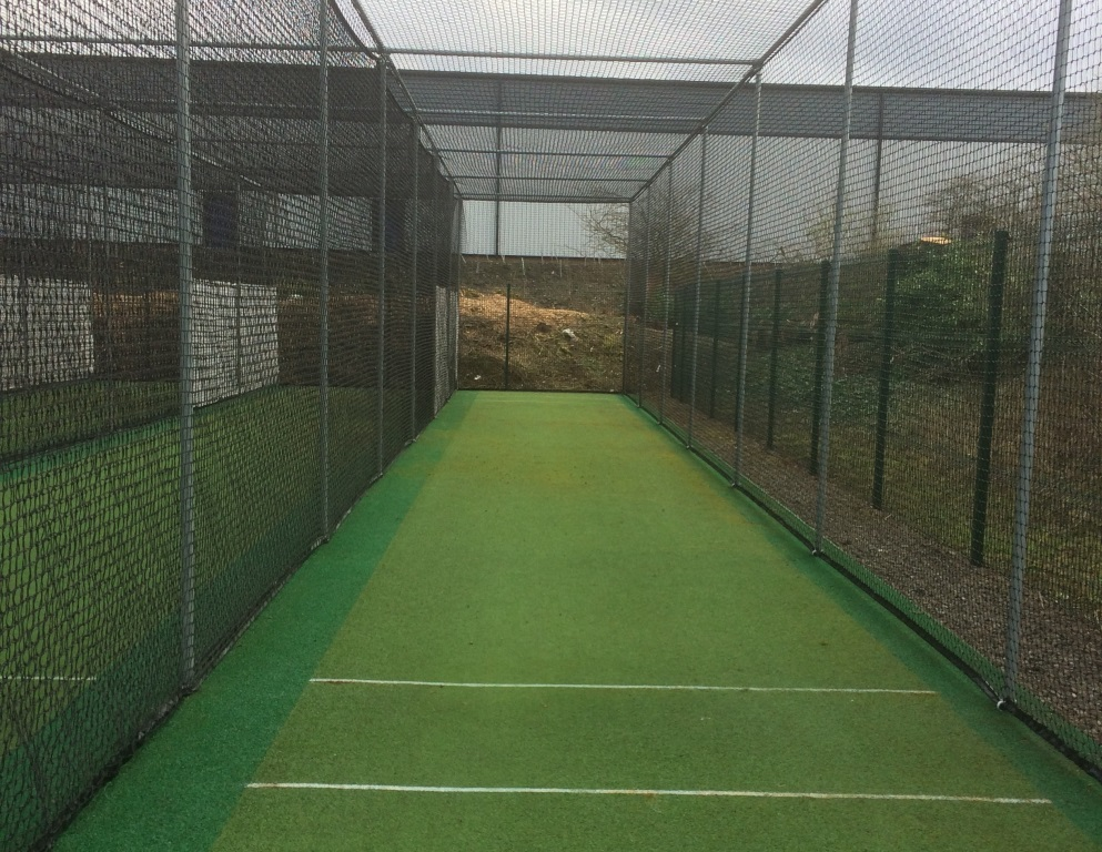 Lowerhouse CC Refurbished practice nets