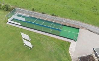 total-play artificial cricket practice nets Church & Oswaldtwistle CC