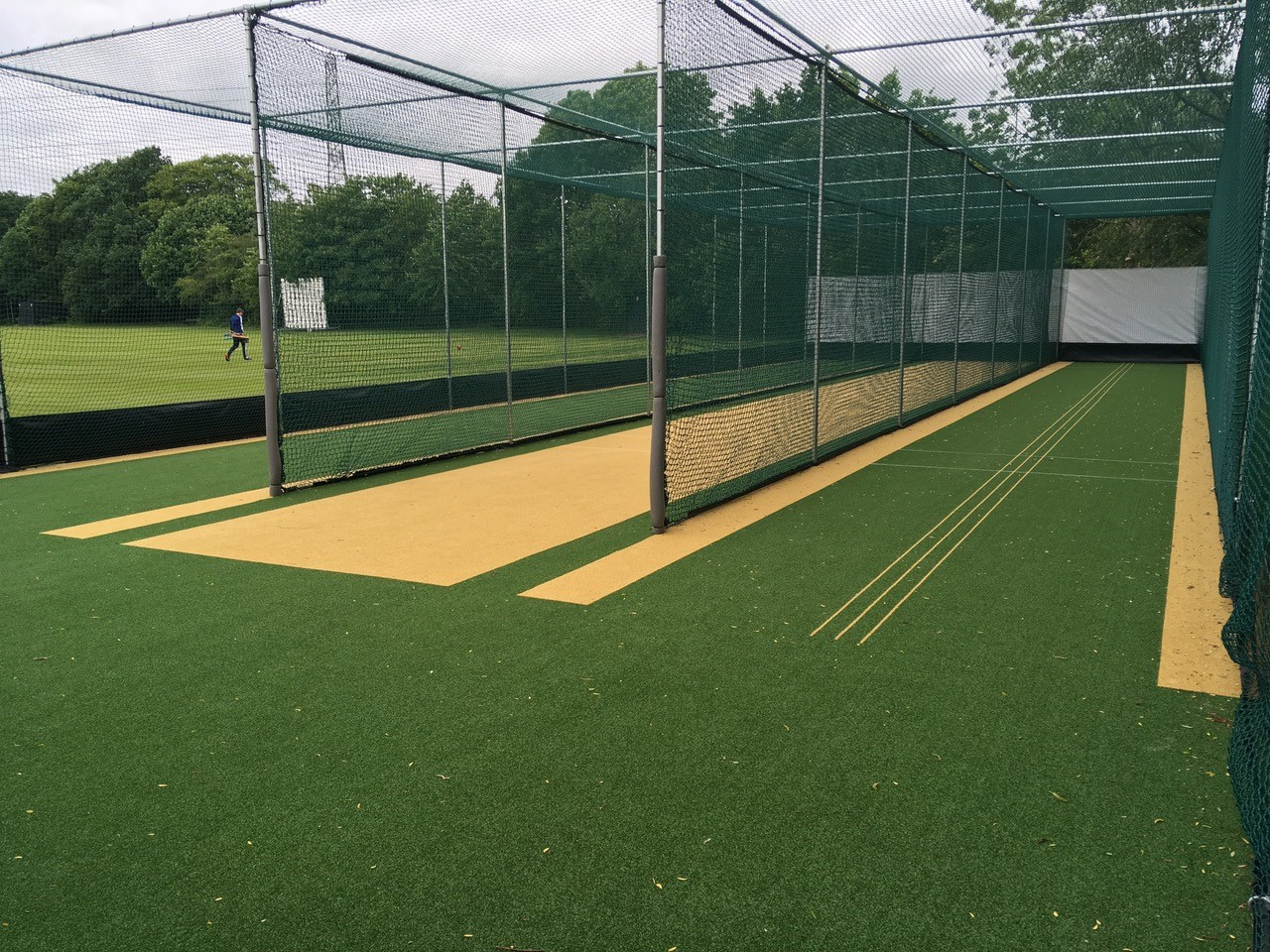 artificial cricket practice nets by total-play